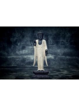 Buda de pie en la enseñanza pose