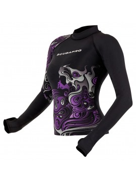 CRIMP RASH GUARD Lycra