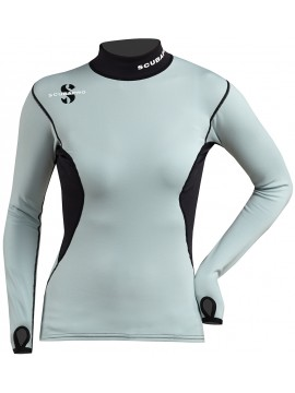 FLEECE RASH GUARD Lycra