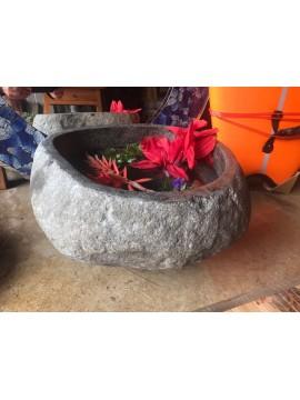Fuente de Piedra Natural pequeña