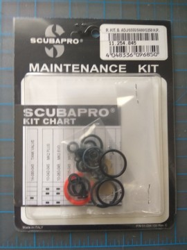 Kit Mantencion ADJ/S555/S600 /G250 H.P