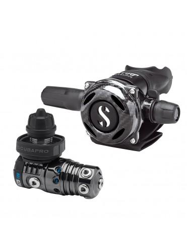 Regulador MK25 EVO/A700 CARBON BT DIN