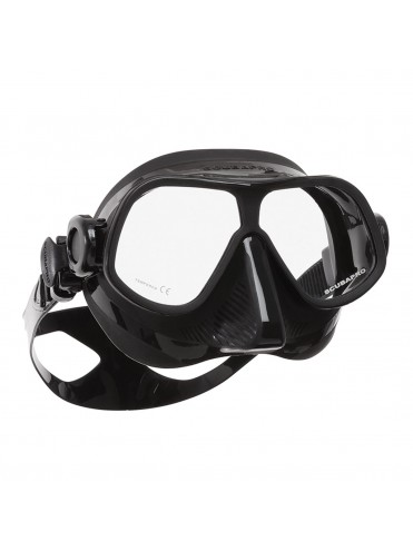 Mascara Steel Negra
