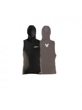 CHAQUETILLA HOMBRE O'NEILL THERMO HOODED VEST 1543 NEGRO