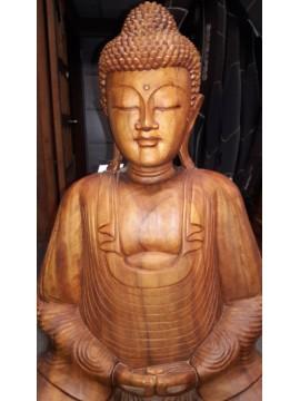 Buda Thai de Madera 41cm