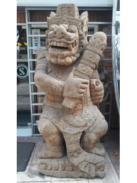 Par Hanoman de Piedra 2Mt Alto X 85 cm de Ancho