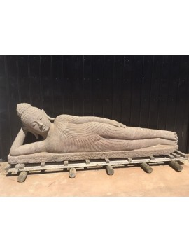 Buda Sleep Black Stone 3.80 Mt de Largo X 80 Cm de Alto